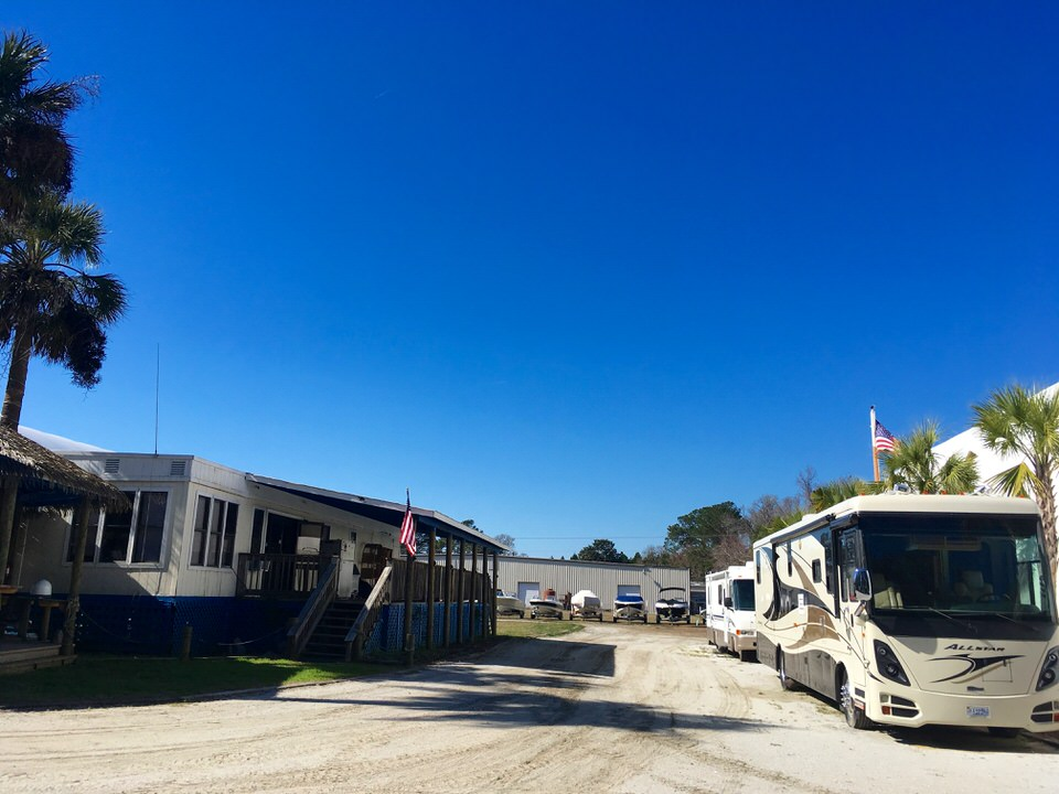 Abbapoola Boat And RV Storage Is Conveniently Located Between Kiawah,  Seabrook, And Maybank Highway. We Offer 24 Hour On Site Security And  Complimentary ...